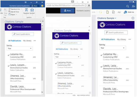 Microsoft launches new tools for building Office add-ins ...