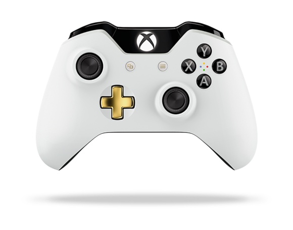 Xboxone Lunar White Controller 620