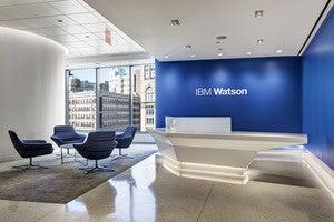 IBM Watson Web San Francisco