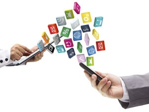 mobile apps smartphone tablet users business