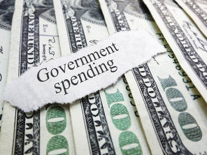 government spending ts