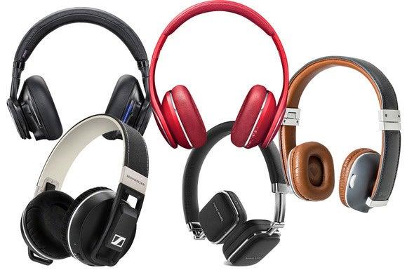 Sexy Bluetooth headphones