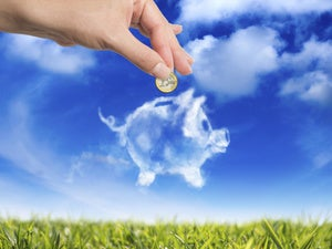 money saving cloud future