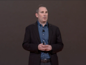 Andy Jassy Reinvent