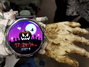 halloween watch faces