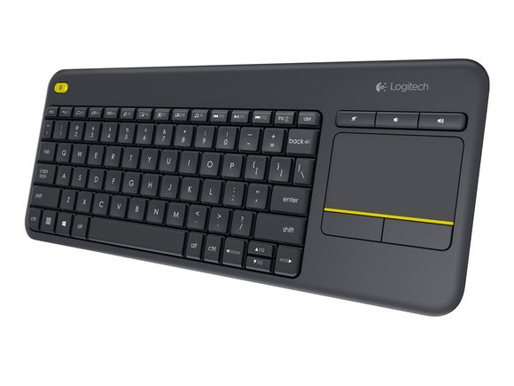 Computerworld singapore logitech wireless touch keyboard k400 plus media streaming boxes have largely negated the need for home theater pcs when viewing content on the television but there are still occasions when its publicscrutiny Images