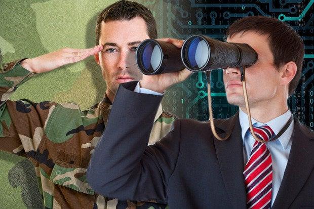hiring tech veterans