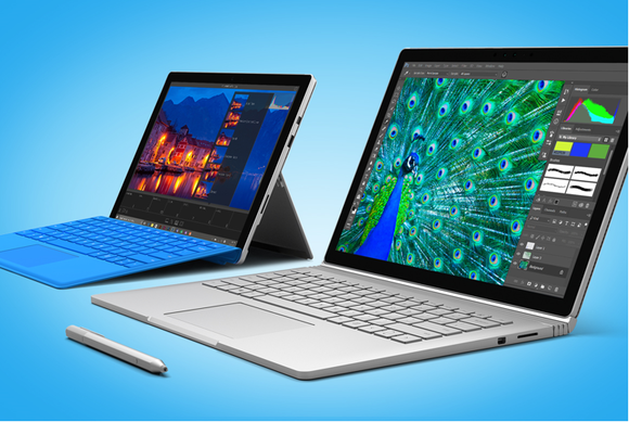 Surface Pro 4, Surface Book updates improve sleep woes and more