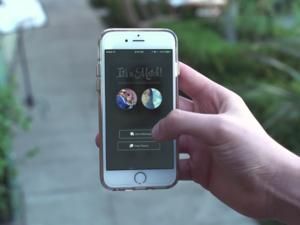 tinder iphone app