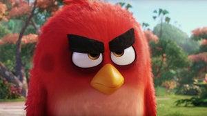 angry birds hero