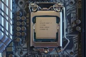 intel skylake core i7 6700k