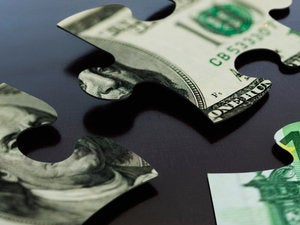 hundred dollar bill puzzle