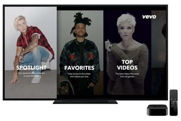 New Vevo app is now available for Android and Apple TV
