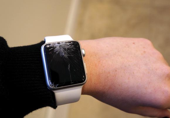 apple watch rip