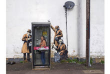 Technology exposes identity of Banksy