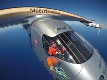Solar Impulse 2 lands in Silicon Valley