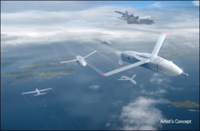 DARPA takes first step to develop technology that launches volleys of drones