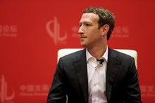 Is Zuckerberg selling his soul for Facebook access to China?