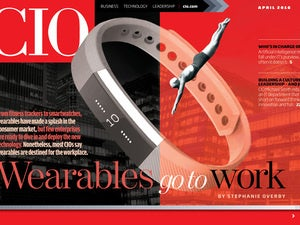 Wearables go to work