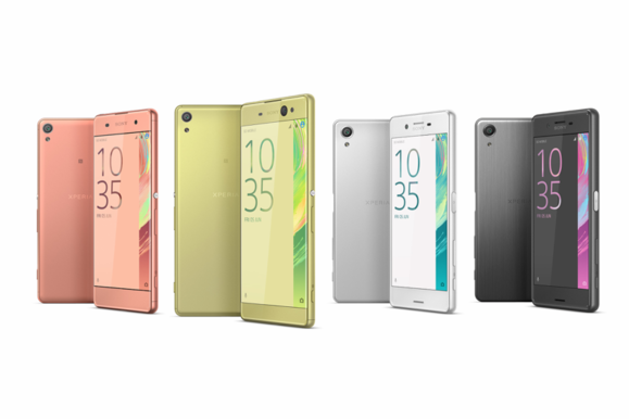 Sony launches Xperia X, XA smartphones in India
