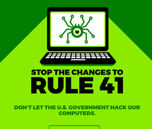 Activists fighting expansion of government powers to hack private computers