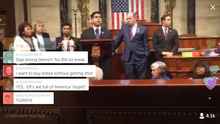 Democrats' gun control sit-in moves to Periscope after C-SPAN feed is cut