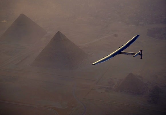 news environment solar impulse arrives egypt before homeward journey dhabi