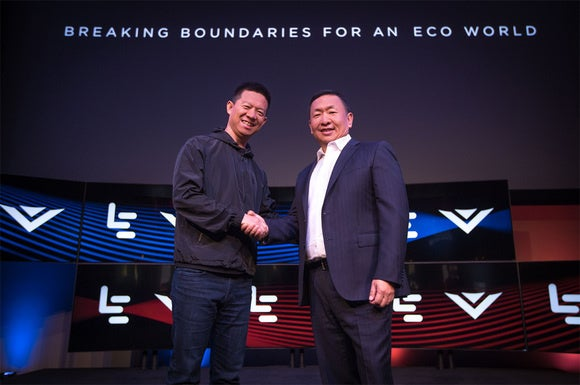 Chinese tech firm LeEco agrees to buy Vizio TV maker