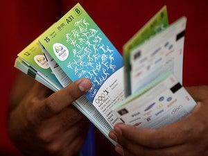 rio olympics tickets