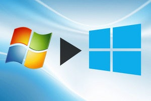 windows 7 to windows 10