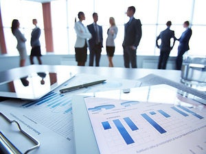 conference charts ipad