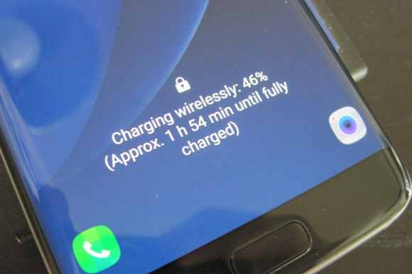 galaxy s7 edge wireless charging