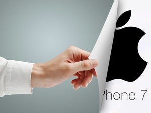 iPhone 7 unveiling