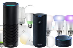 Amazon Alexa lighting