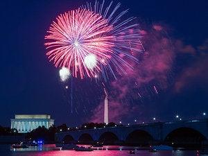 fireworks dc washington