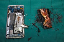 CNN garbles Galaxy Note 7 fire warning