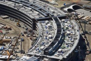 high tech aerial headquarters photos 1