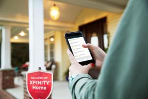 Comcast Xifinity Home