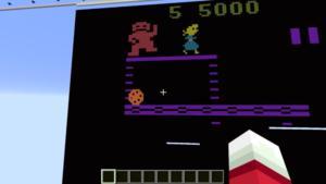 Atari 2600 in Minecraft