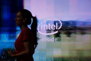 Intel projects decline in chip prices, and AMD's Ryzen is one reason
