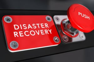 Avoiding a data disaster: could your business recover from human error?
