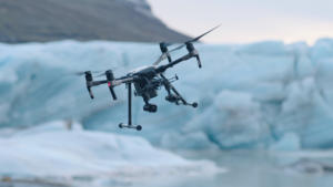 dji m200 snow and ice extreme temperatures