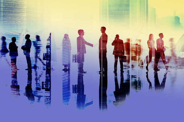 abstract image business handshake cityscape 100708907 large