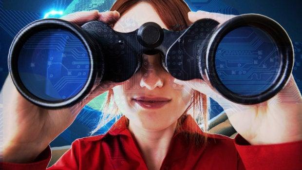job search binoculars