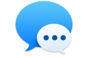 messages icon sierra