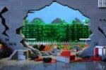 Lego wall breakthrough