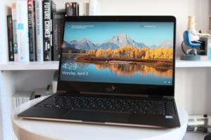 HP Spectre x360 2017 primary shot