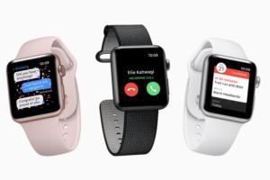 apple watch watchos3 trio