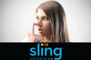 Sling TV a la carte claim is bs