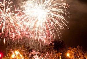 fireworks boom explosion explode celebration